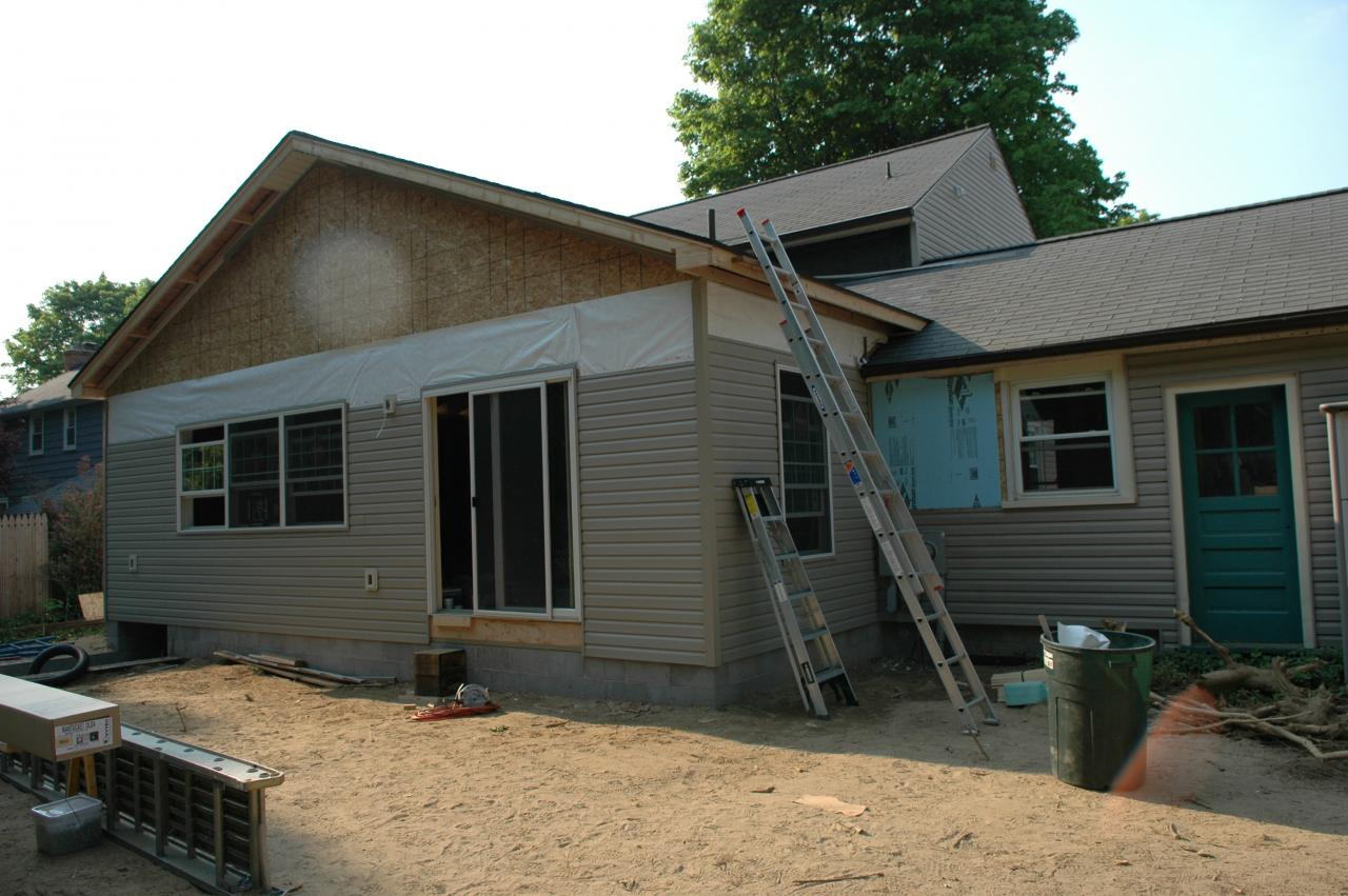 Amazing Exterior Remodeling